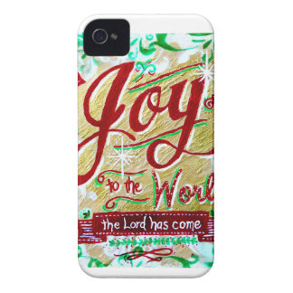 Joy to the World iPhone 4 case by Jan Marvin