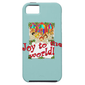 Joy to the World! iPhone SE/5/5s Case