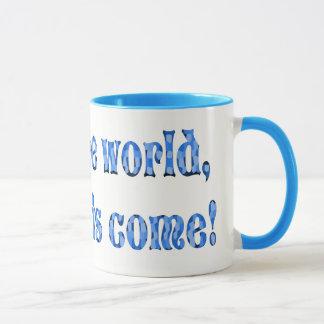 JOY TO THE WORLD--MUG MUG
