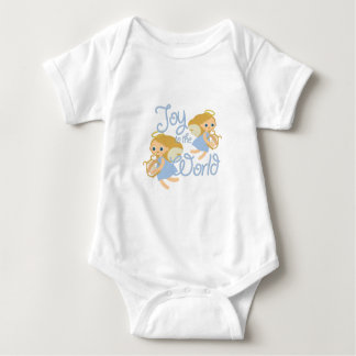 Joy To World Baby Bodysuit