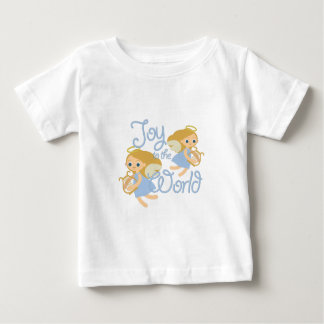Joy To World Baby T-Shirt
