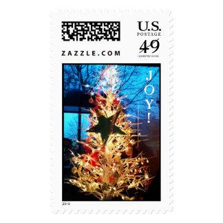 Joy Tree Postage