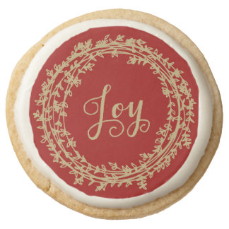 Joy Wreath | Holiday Cookies