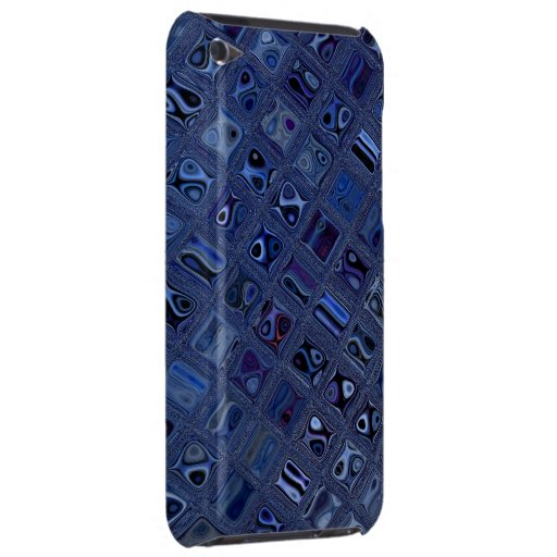 Joya azul iPod Case-Mate coberturas