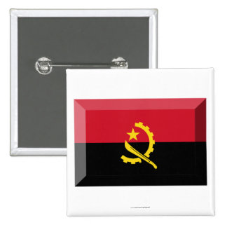 Joya de la bandera de Angola Pins