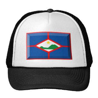 Joya de la bandera de Sint Eustatius Gorras De Camionero