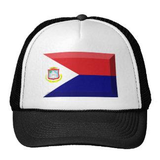 Joya de la bandera de Sint Maarten Gorras