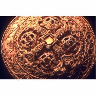 Joya de la broche de Viking para la gente rica Esculturas Fotográficas