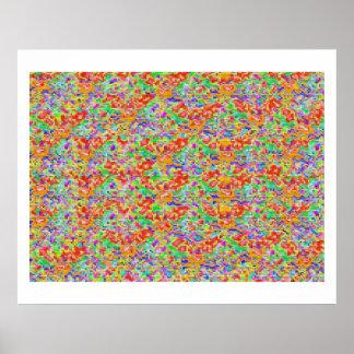 Joya de oro de Theraphy del color de la alta energ Impresiones