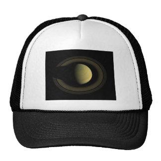 Joya de Saturn del planeta de la Sistema Solar Gorra