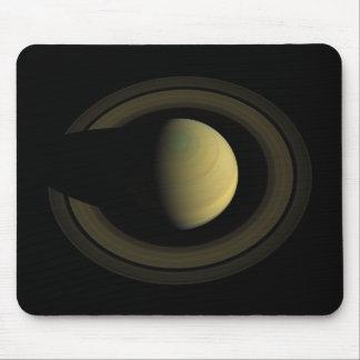 Joya de Saturn del planeta de la Sistema Solar Tapetes De Ratón