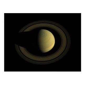Joya de Saturn del planeta de la Sistema Solar Tarjeta Postal