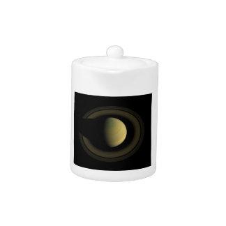 Joya de Saturn del planeta de la Sistema Solar