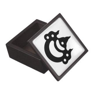 joya del Korin-estilo Caja De Joyas De Calidad