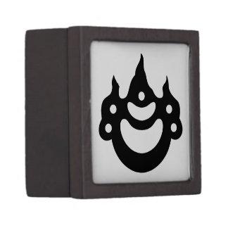 joya del Korin-estilo Caja De Recuerdo De Calidad