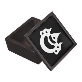 joya del Korin-estilo Cajas De Recuerdo De Calidad