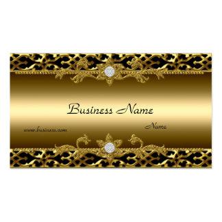 Joya elegante del diamante negro del accesorio de tarjeta de negocio
