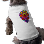 Joya o ilustraciones formadas gema de Digitaces Camisa De Mascota