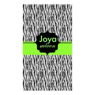 Joya style business card
