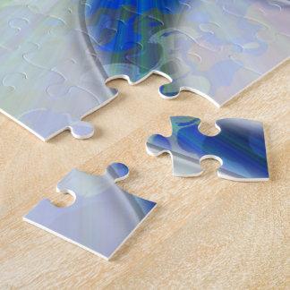 Joyas chispeantes cósmicas de Blueray Rompecabeza Con Fotos