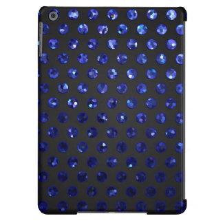 Joyas de la chispa del lunar de la caja del aire carcasa para iPad air