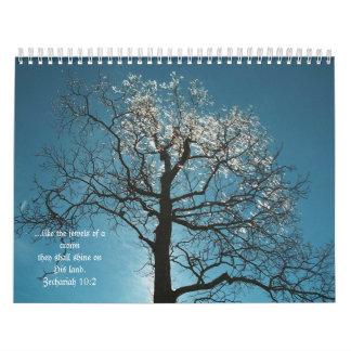 Joyas de la palabra de dios - modificado para calendarios