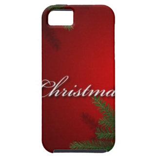 Joyas de las Felices Navidad iPhone 5 Case-Mate Coberturas