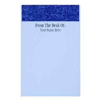 Joyas - efectos de escritorio del zafiro papelería