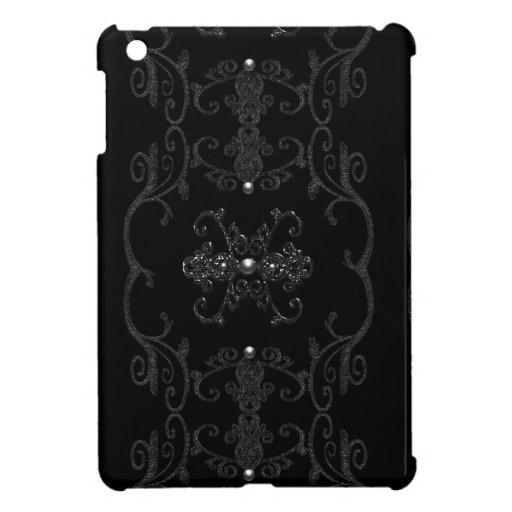 Joyas góticas de la elegancia del vintage iPad mini carcasa