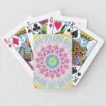Joyas marroquíes baraja cartas de poker