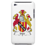 Joyce Family Crest Barely There iPod Covers