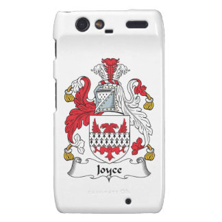 Joyce Family Crest Motorola Droid RAZR Covers