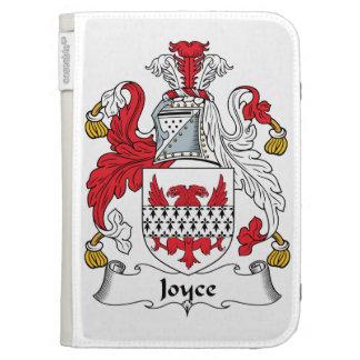 Joyce Family Crest Kindle Case