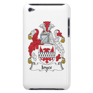 Joyce Family Crest iPod Case-Mate Cases