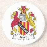 Joyce Family Crest Coasters