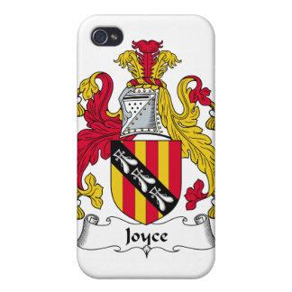 Joyce Family Crest iPhone 4 Case