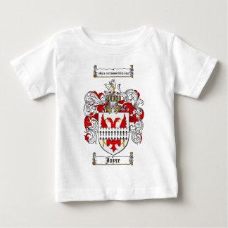 JOYCE FAMILY CREST -  JOYCE COAT OF ARMS BABY T-Shirt