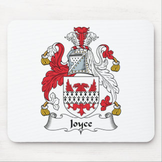 Joyce Family Crest Mouse Pad