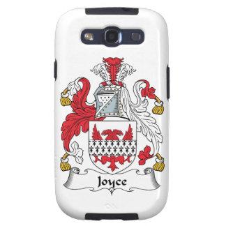 Joyce Family Crest Samsung Galaxy SIII Cases