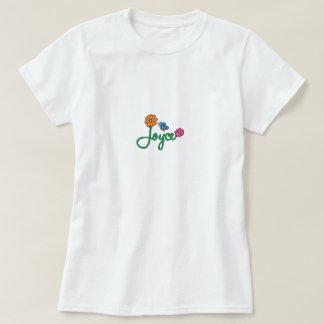 Joyce Flowers T-Shirt