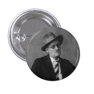 joyce pinback button