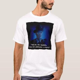 """Joyce Quote """"Deflower A Virgin"""" T Shirt"""