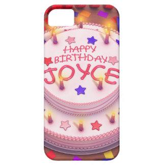 Joyce's Birthday Cake iPhone 5 Covers