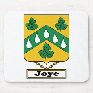 Joye Family Crest Mousepad
