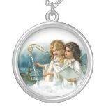Joyería del colgante del collar del ángel del navi