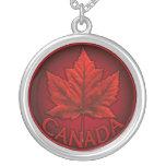 Joyería del recuerdo de la bandera de Canadá del c