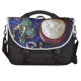 Joyería del vintage bolsas para portátil