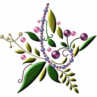 Joyería - Pin - estrella toscana del navidad Esculturas Fotográficas