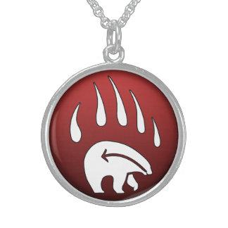 Joyería tribal del arte de la fauna del collar del