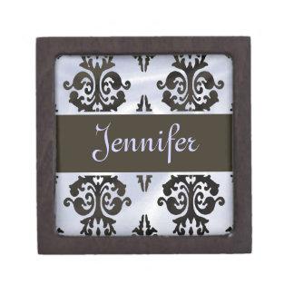 Joyero de encargo elegante caja de recuerdo de calidad